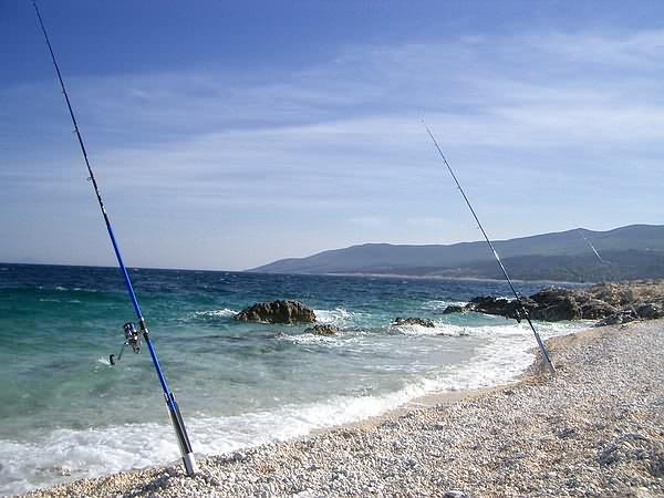 Il sicario per pesca